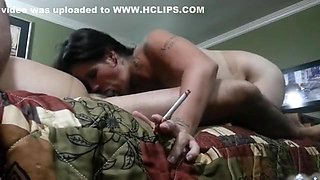 Horny Amateur movie with Blowjob, Smoking scenes