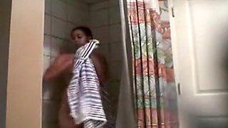 Indian Teen Shower