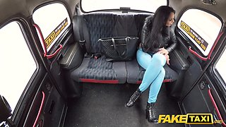 Fake Taxi Hot Latina with big tits and ass