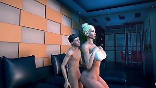 Stepmom catches stepson watching porn at night