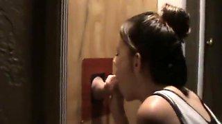 Amazing amateur Wife, Blowjob porn scene