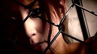 Exotic Japanese slut Hina Akiyoshi in Incredible JAV censored Swallow, Hairy clip