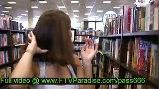 Mesmerising Girls Flashing In Public