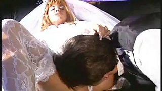 Nikki Lynn in White 3 Bride Nikki Lynn cheats and fucks the limo driver on the way to her wedding! (Full Version)