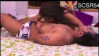 Hot and cute desi Indian getting fucked by her bf