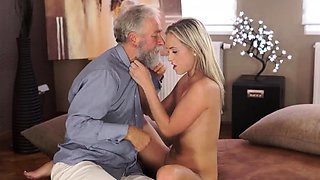 Dirty old doctor fucks patient xxx after 10 years her passio