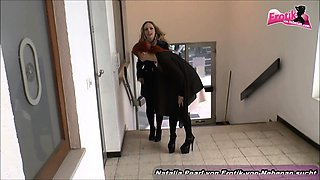German teen during first time facial amateur gangbang