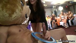 Dancing Bear Sperm Party