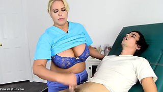 Nurse Blue Balls Karen Fisher