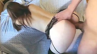 Sister birthday gave in her HOT ASS