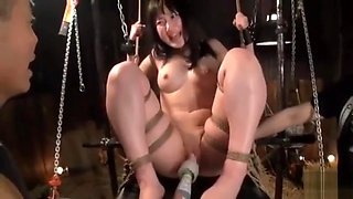 Incredible porn scene Hogtied hot just for you