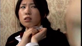 misa yui - ultimate aggressive lesbian facelicking