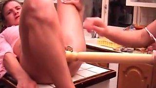 My Sexy Piercings Pierced BDSM Slave ass fisting