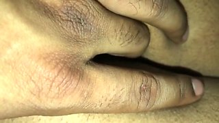 Gf wont try anal... so he fingers her ass when she passes out drunk after fuck