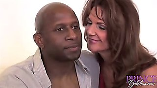 Threesome, Ariella Ferrera & Deauxma,  BBC