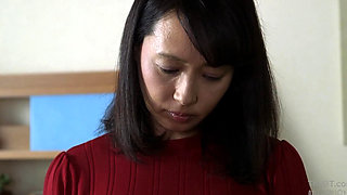 Japanese Horny Housewife Fucked