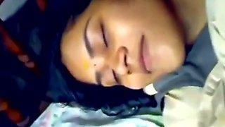 Desi school girl