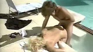 Kristarah Knight - Swimming Pool Anal