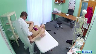 Sexual therapy causes new patient to squirt uncontrollably