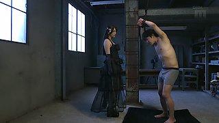 Saki Hatsuki, Sho Nishino in Guardian Mistress part 2
