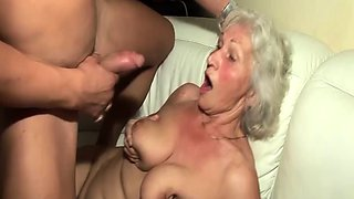 extreme old granny rough fucked