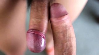 Vigorous nipponese brunette transexual Ivy fucked for hours