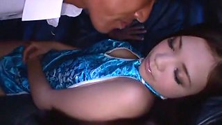 Incredible Japanese whore Kana Tsuruta in Hottest Cougar, Medical JAV scene