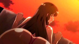 Anime Mother Daughter NTR Episode 1