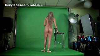 Anna Nebaskowa - Gymnastic Video part 3