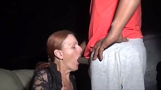 The Arizona HotWife gets abused and fucked by a monster BBC