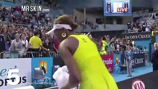 Top 5 Tennis Scenes: Game-Set-Snatch - Mr.Skin