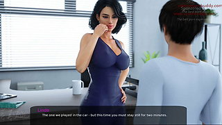 16 - My Stepmother wants to fuck me in her office