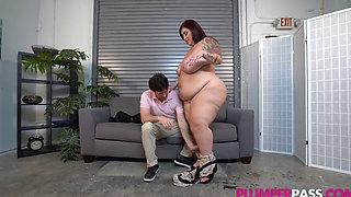 busty big ass bbw