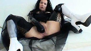 Hot Erotic  Latex Teen Fetish Roleplay