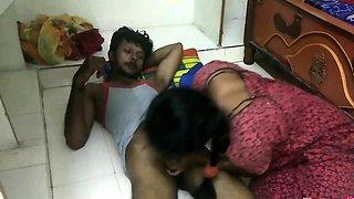 desi indian village telgu married couple fucking late night