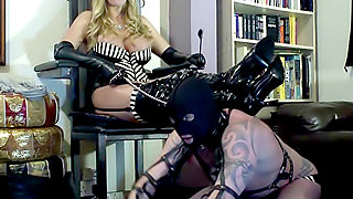 Mistress Moore And Her Manservant