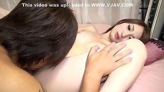Amazing Japanese girl Anna Rika in Incredible college, skinny JAV movie