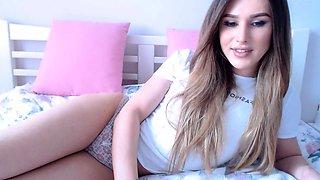 Solo webcam tranny masturbation