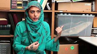 Public library caught xxx Hijab-Wearing Arab Teen Harassed F