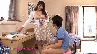 Big tits teacher