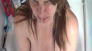 Extreme Amateur girl fisted in bondage