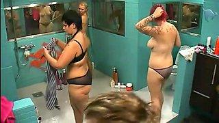 Big Brother 2011 Finland shower