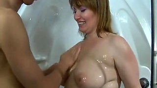 Fabulous Homemade clip with Mature, Shower scenes