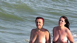 Mature Nude Beach Voyeur Milf Amateur Close-Up Pussy