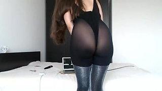 pantyhose webcam 46