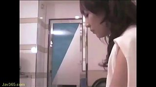 Japanese housewife gets forced by her husband friend (full: bit.ly2c1a9lp)