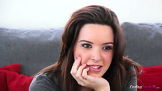 Casting Couch-X Video: Natalie