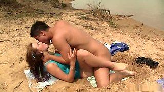 Incredible pornstar Alexis Crystal in best creampie, outdoor porn scene