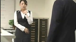 Takako Kitahara - Office Lady Sister Scene two