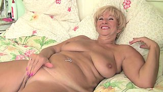 British milfs and grannies never fail to arouse you